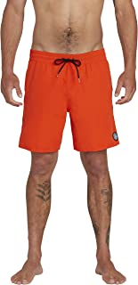 Volcom Men's Lido Solid Swim Trunk