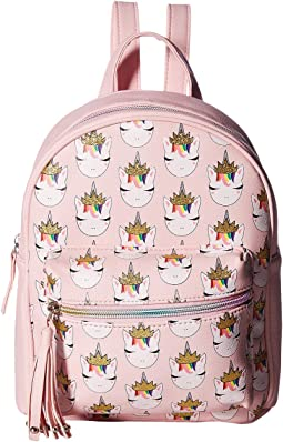 Queen Gwen Printed Backpack