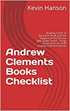 Andrew Clements Books Checklist: Reading Order of Benjamin Pratt and the Keepers of the School, Jake Drake Series, Things Series and List of All Andrew Clements Books