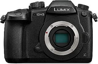 Panasonic DC-GH5GA-K Mirrorless Camera (Black)