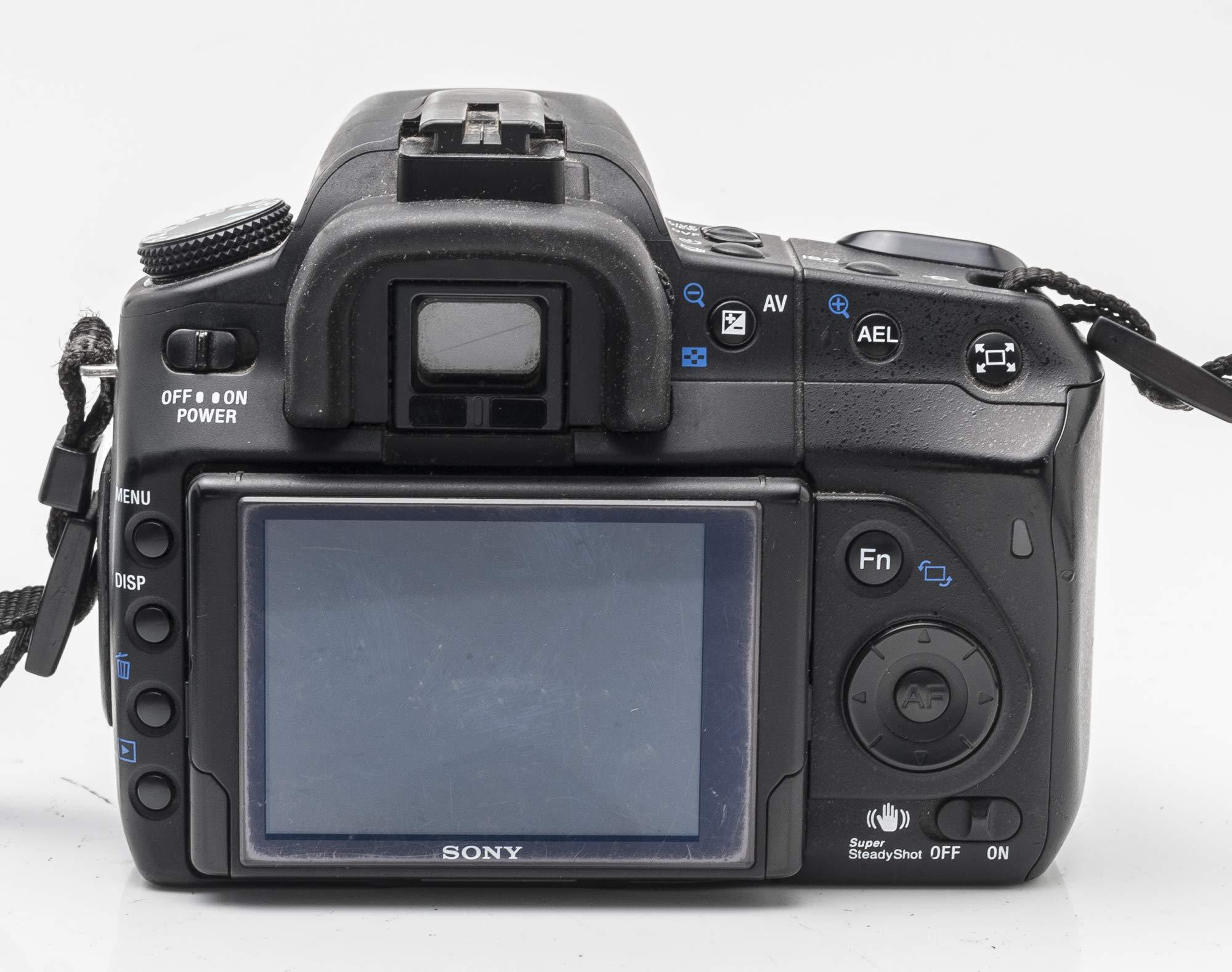 Sony a (Alpha) D-A350 - Cámara Réflex Digital 14.2 MP (Cuerpo ...