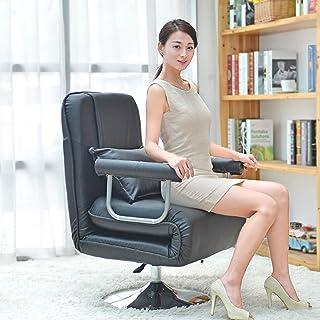 AAGYJ Silla de Juego de Moda, sofá Cama Perezoso Multifuncional, confiable y reclinable, Suave y cómoda, Silla de Oficina ergonómica, Silla de Escritorio Plegable para computadora