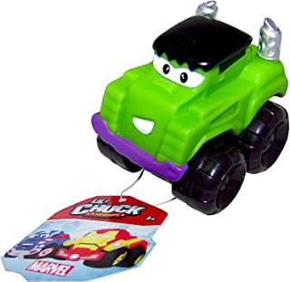 Marvel Lil' Chuck & Friends Incredible Hulk Small Vehicle