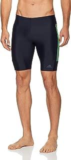 adidas Men's 3-Stripes Swim Jammer