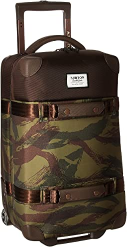 Burton - Wheelie Flight Deck Travel Luggage