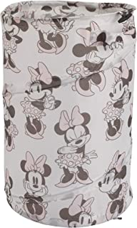 Disney Pooh Hamper Delightful Day, Minnie Mouse - Pink/White/Grey