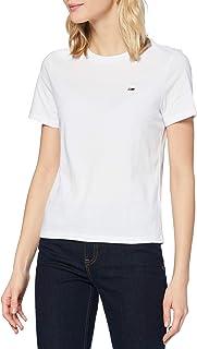 Tommy Hilfiger Women's Tjw Regular Jersey C Neck T-Shirt