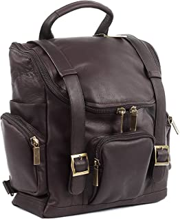 Claire Chase Portifino Back Pack, Cafe, One Size