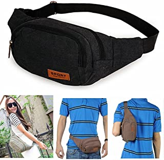 Kalevel Outdoor Sports Backpack Casual Bags One Shoulder Bag Sling Bag Canvas Backpack Rucksack Backpack Hiking Running Waist Bag Cross Over Shoulder Bags Crossbody Bags Chest Crossbody Bag Shoulder Bag for Women Men Teens Girls Boys Kids