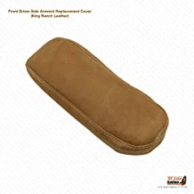 US Auto Nation Fits Ford F250 F350 King Ranch Driver Side Armrest Leather Replacement Cover