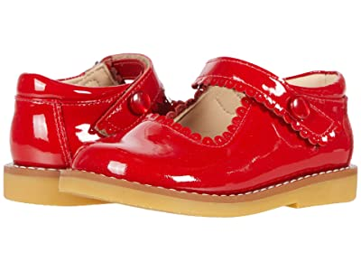 Elephantito Mary Jane (Toddler/Little Kid) (Patent Red 1) Girl