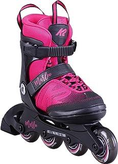 K2 Skate جوانان Marlee Inline Skates، Magenta