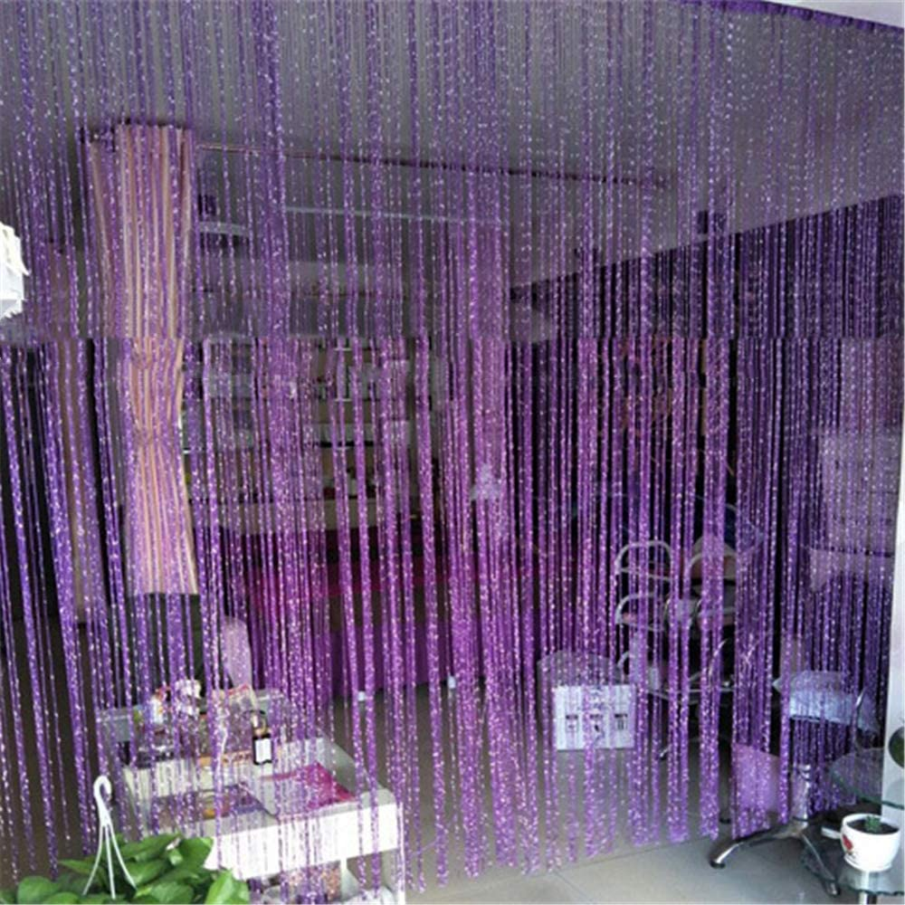Rope curtains wall panel tassel blinds Manufacturer OFFicial shop divider room Cheap