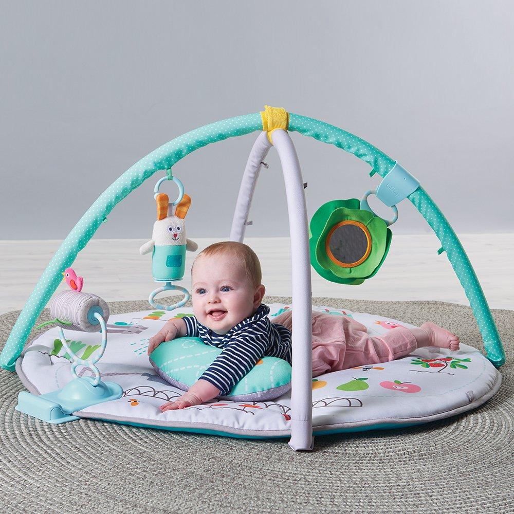 'Taf Toys' Jardín Tummy Time Gym para recién nacido ...   Amazon.com