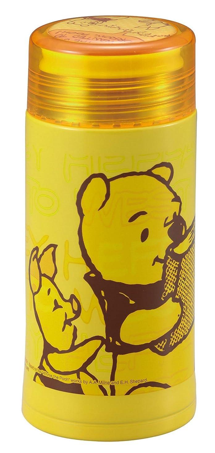 覆す適切に許されるディズニー 軽量 スリム パーソナル ボトル 200ml くまのプーさん/プーの本