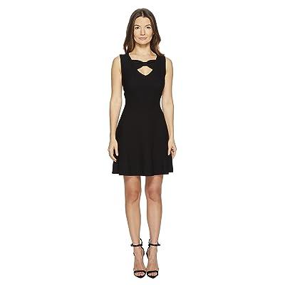 Boutique Moschino Dress w/ Cut Out (Black) Women