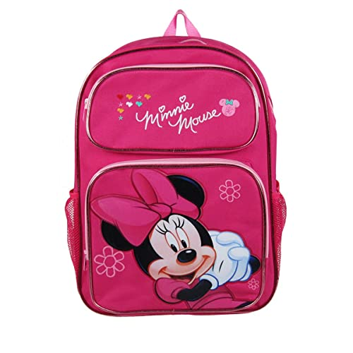 Officially Licensed Disney Backpack - Minnie Mouse
