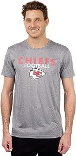 NFL Men's Athletic Quick Dry Tee Shirt