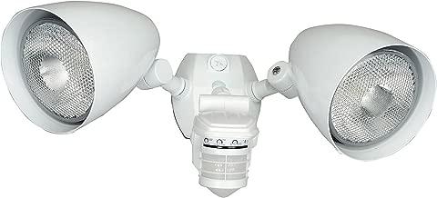 RAB Lighting STL360HBW Super Stealth 360 Sensor with HB101 Bullet Floods