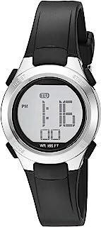 Women's Digital Chronograph Resin Strap Watch