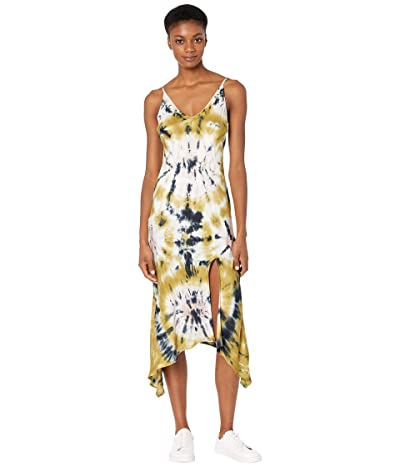 Young Fabulous & Broke Ciara Dress (Willow/Venus Wash) Women