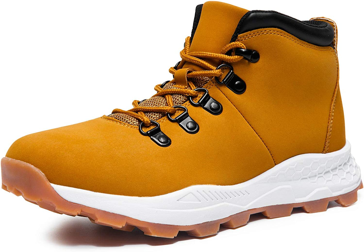 Men's Hiking Max 43% OFF Max 64% OFF Boots Outdoor Lace-up Lightweight Shoes