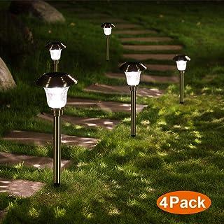 timeless design 5b166 6af3e Amazon.com: Solar - In-Ground Lights / Landscape Lighting ...