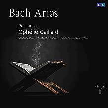 Bach, J.S.: Arias with piccolo cello