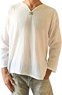 Love Quality Amor Calidad de Hombre Blanco T-Shirt 100% algodón Camiseta Cuello en V Playa Hippie Yoga Top