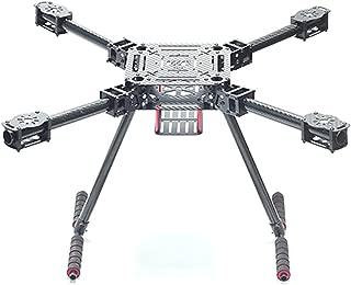 USAQ 550mm Compact Folding Quadcopter Drone Frame Kit Full Carbon Fiber Construction