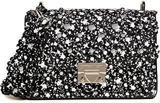Rebecca Minkoff Women's Christy Small Shoulder Bag with Floral Cutouts