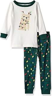 Baby Boys 2-Piece Tight Fit Long Sleeve Long Bottoms Pajama Set