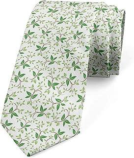 Mathillda Corbata para hombres, florecientes ramitas de primavera ...