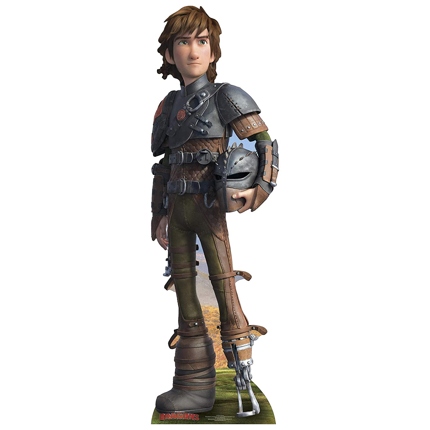 Hiccup How to Train Your Dragon 2 Standee