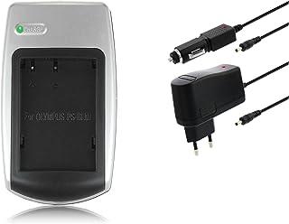 Suchergebnis Auf Für Ladegerät Für Olympus Camedia C 5060 Ladegeräte Akkus Ladegeräte Netzteil Elektronik Foto