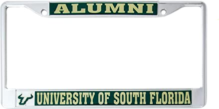 usf license plate frame