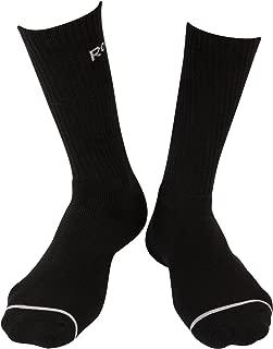 Reebok Full Cushion Crew Socks Black Colour RDR2244C-01 (Pack of 3)