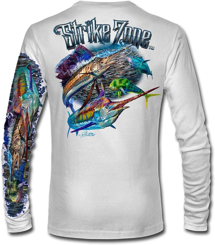 Performance Fishing Shirt à Manches Longues