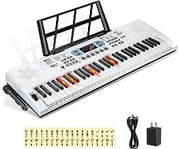 Hricane Keyboard Piano Lighted Keys for Beginner Adults Teen