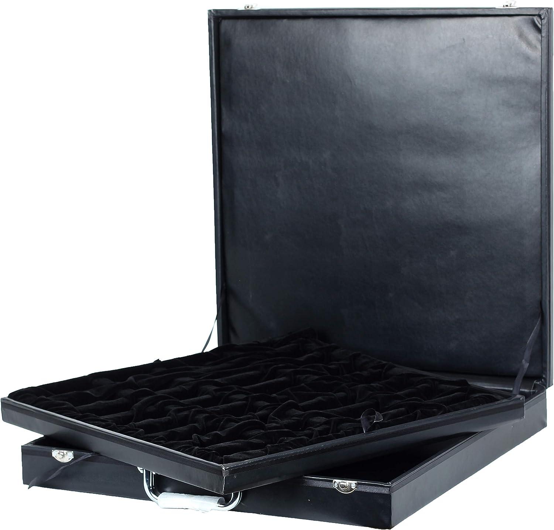 RADICALn Staunton Chess Board Game Storage Box for Marble