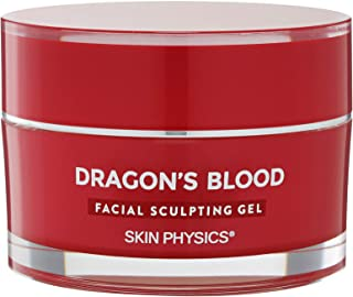 Skin Physics - Dragon's Blood Facial Sculpting Face Gel - Smoothing and Protective Skin Care Formula - 50ml