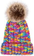 Best rainbow crochet hat Reviews