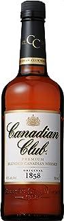 カナディアンウイスキー カナディアンクラブ 700ml