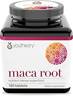 Youtheory Maca Root 120 Count
