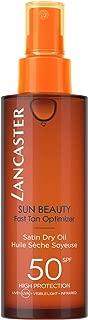 Lancaster Sun Beauty Dry Touch Oil Fast Tan Spf50 Vaporizador 150 ml
