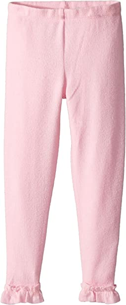 Cozy Leggings with Ankle Ruffle Detail (Toddler/Little Kids)