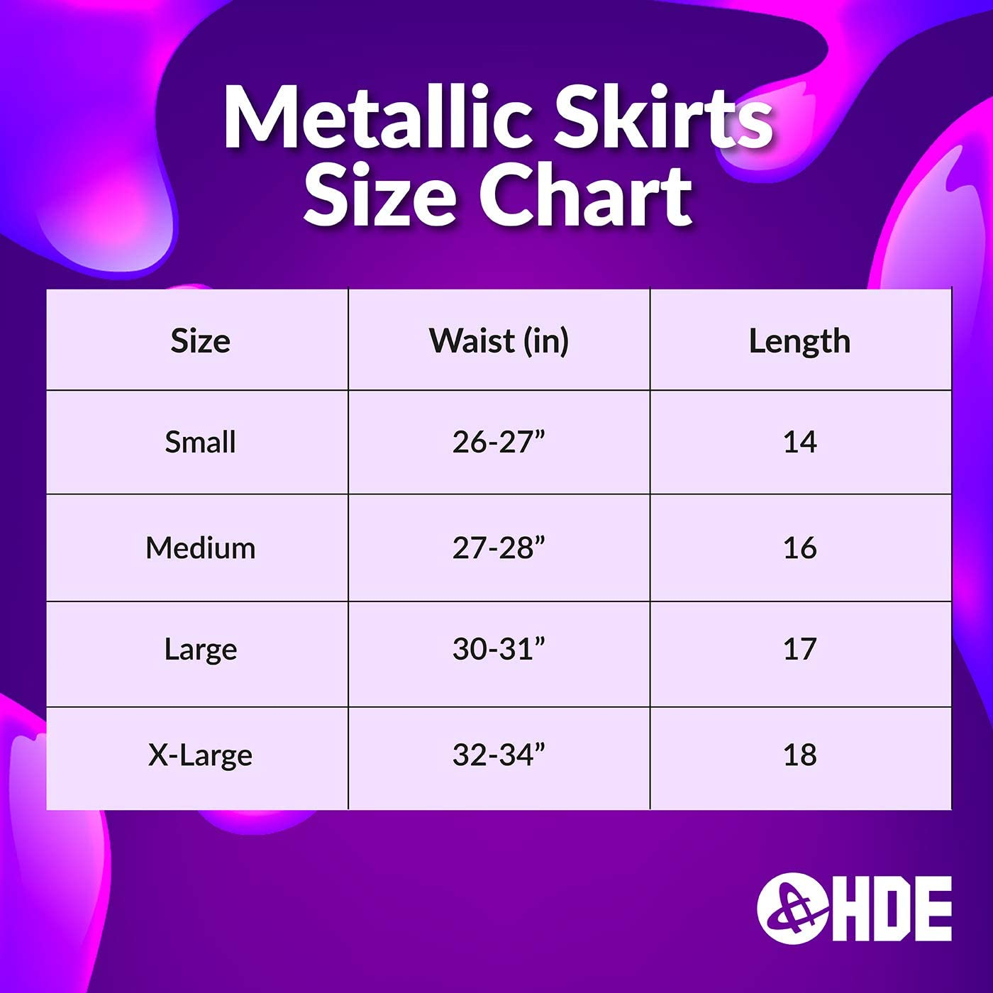 HDE Women's Casual Fashion Flared Pleated A-Line Circle Skater Skirt