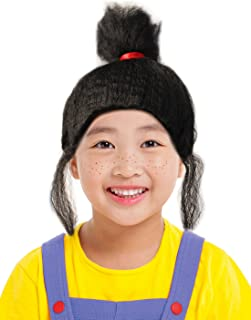 Child's Agnes Style Character Costume Wig