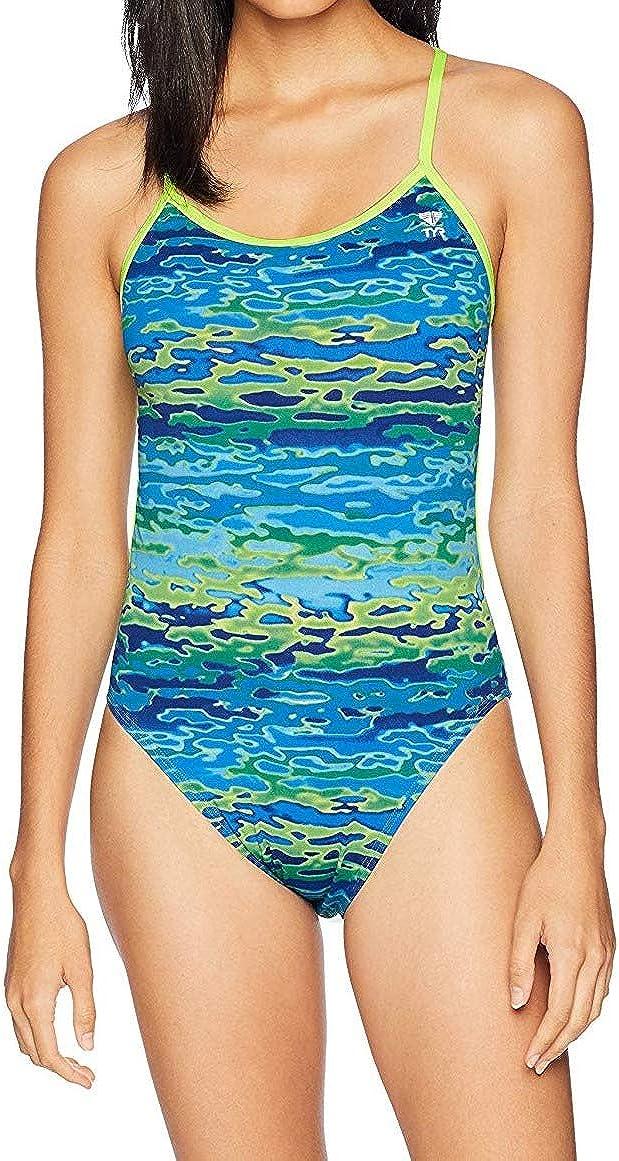 お得なキャンペーンを実施中 TYR Women's Serenity Swimsuit 新作 大人気 Trinityfit
