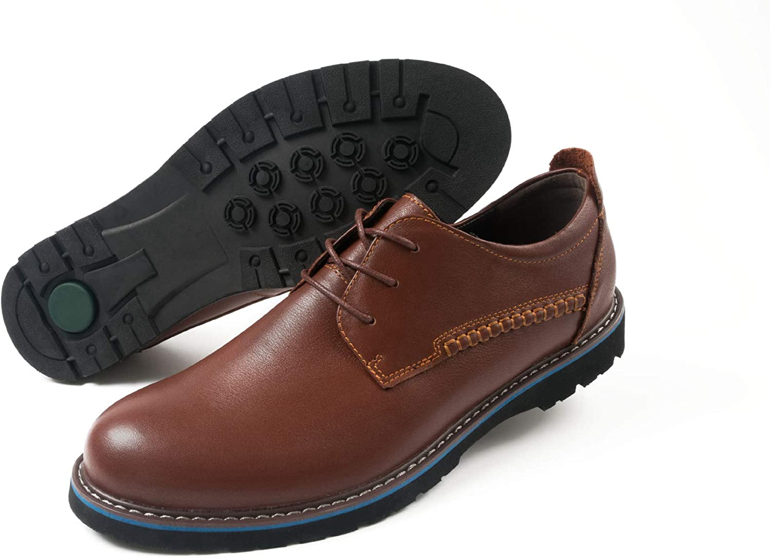 A'erma Men's Genuine Leather shoes